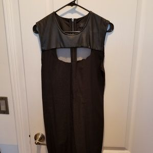 Kardashian Black halter dress